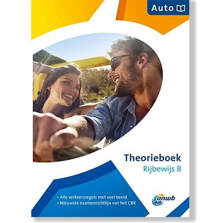 Theorieboek Auto Rijbewijs B - ANWB